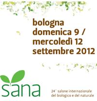 Sana 2012 Bologna
